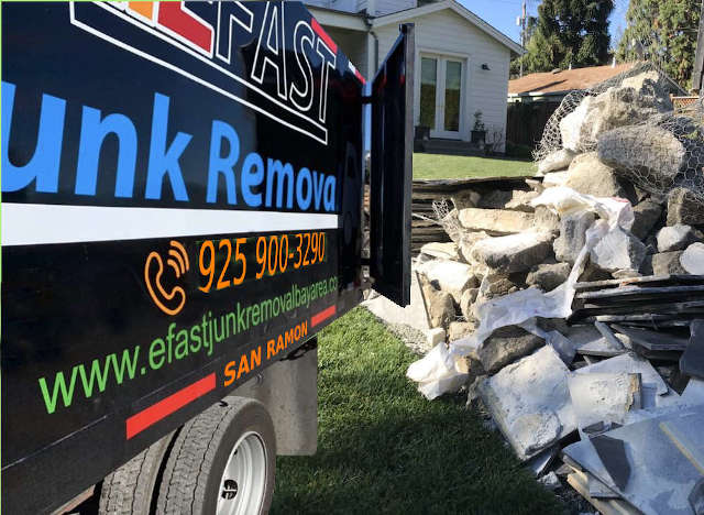 Efast Junk Removal and Hauling San Ramon