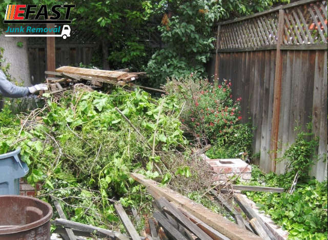 Property clean out junk removal services San Ramon