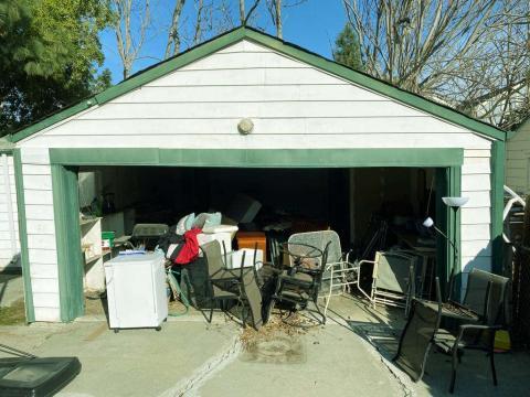 Affordable Garage Junk Removal services San Ramon